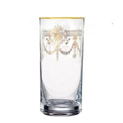 Set 6 Pahare Cristal Bohemia Apa / Long Drink